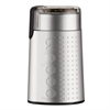 BISTRO Electric coffee grinder, Alu.brushed silver
